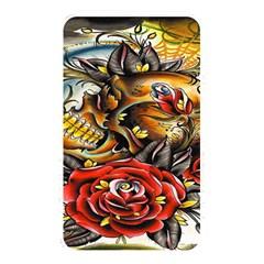 Flower Art Traditional Memory Card Reader by Onesevenart