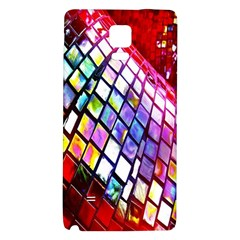 Multicolor Wall Mosaic Galaxy Note 4 Back Case