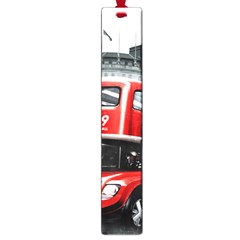 London Bus Large Book Marks by Onesevenart