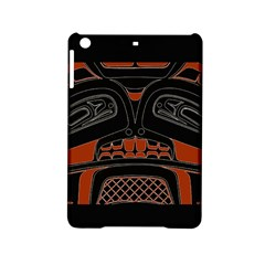 Traditional Northwest Coast Native Art Ipad Mini 2 Hardshell Cases by Onesevenart