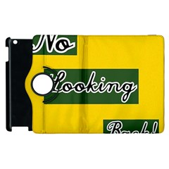 No Looking Back Apple Ipad 3/4 Flip 360 Case by Mandielei