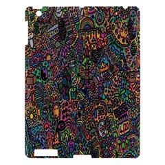 Trees Internet Multicolor Psychedelic Reddit Detailed Colors Apple Ipad 3/4 Hardshell Case by Onesevenart