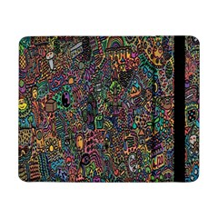 Trees Internet Multicolor Psychedelic Reddit Detailed Colors Samsung Galaxy Tab Pro 8 4  Flip Case by Onesevenart