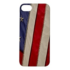 Usa Flag Apple Iphone 5s/ Se Hardshell Case by Onesevenart