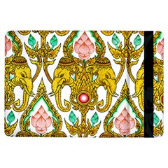 Traditional Thai Style Painting Ipad Air Flip by Onesevenart