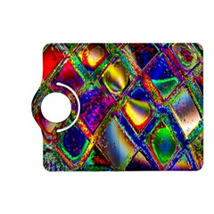 Abstract Digital Art Kindle Fire Hd (2013) Flip 360 Case by Onesevenart