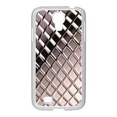3d Abstract Pattern Samsung Galaxy S4 I9500/ I9505 Case (white) by Onesevenart