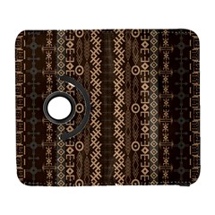 African Style Vector Pattern Galaxy S3 (flip/folio) by Onesevenart