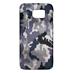 Army Camo Pattern Galaxy S6 by Onesevenart