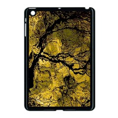 Colorful The Beautiful Of Traditional Art Indonesian Batik Pattern Apple Ipad Mini Case (black) by Onesevenart