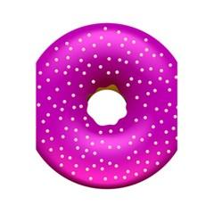 Donut Transparent Clip Art 5.5  x 8.5  Notebooks by Onesevenart