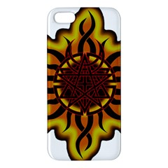 Disturbed Is An American Heavy Metal Band Logo Iphone 5s/ Se Premium Hardshell Case by Onesevenart
