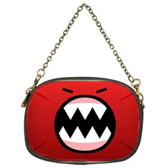 Funny Angry Chain Purses (one Side)  by Onesevenart