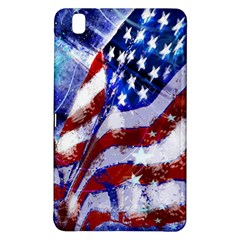 Flag Usa United States Of America Images Independence Day Samsung Galaxy Tab Pro 8 4 Hardshell Case by Onesevenart