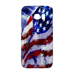 Flag Usa United States Of America Images Independence Day Galaxy S6 Edge by Onesevenart