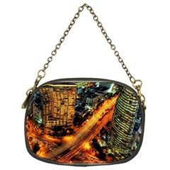 Hdri City Chain Purses (two Sides)  by Onesevenart