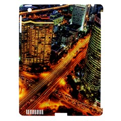 Hdri City Apple Ipad 3/4 Hardshell Case (compatible With Smart Cover) by Onesevenart