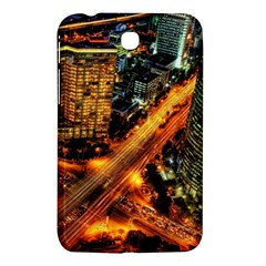 Hdri City Samsung Galaxy Tab 3 (7 ) P3200 Hardshell Case  by Onesevenart