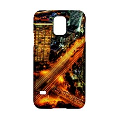Hdri City Samsung Galaxy S5 Hardshell Case  by Onesevenart