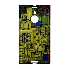 Technology Circuit Board Nokia Lumia 1520 by Onesevenart