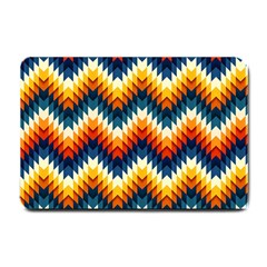The Amazing Pattern Library Small Doormat  by Onesevenart
