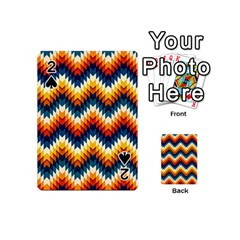 The Amazing Pattern Library Playing Cards 54 (mini)  by Onesevenart
