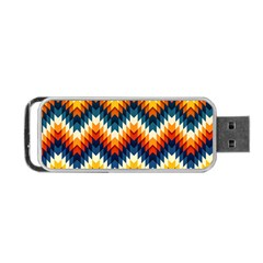 The Amazing Pattern Library Portable Usb Flash (one Side) by Onesevenart