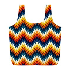 The Amazing Pattern Library Full Print Recycle Bags (l)  by Onesevenart