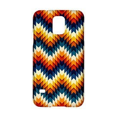 The Amazing Pattern Library Samsung Galaxy S5 Hardshell Case  by Onesevenart