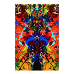 Breath Of Life Shower Curtain 48  X 72  (small)  by AlmightyPsyche