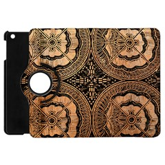 The Art Of Batik Printing Apple iPad Mini Flip 360 Case by Onesevenart
