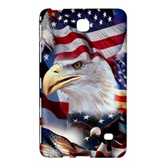 United States Of America Images Independence Day Samsung Galaxy Tab 4 (8 ) Hardshell Case  by Onesevenart