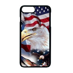 United States Of America Images Independence Day Apple Iphone 7 Plus Seamless Case (black) by Onesevenart
