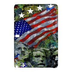 Usa United States Of America Images Independence Day Samsung Galaxy Tab Pro 10 1 Hardshell Case by Onesevenart