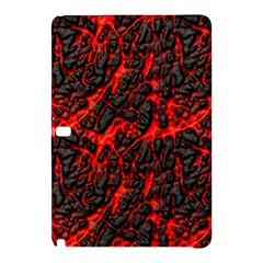 Volcanic Textures Samsung Galaxy Tab Pro 12.2 Hardshell Case by Onesevenart