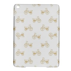 Retro Bicycles Motif Vintage Pattern Ipad Air 2 Hardshell Cases by dflcprints