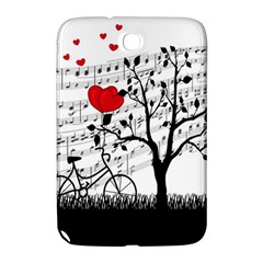 Love Song Samsung Galaxy Note 8 0 N5100 Hardshell Case  by Valentinaart