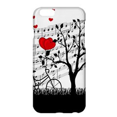 Love Song Apple Iphone 6 Plus/6s Plus Hardshell Case by Valentinaart