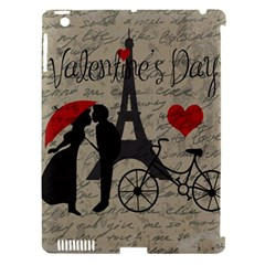 Love Letter   Paris Apple Ipad 3/4 Hardshell Case (compatible With Smart Cover) by Valentinaart