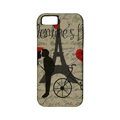 Love Letter   Paris Apple Iphone 5 Classic Hardshell Case (pc+silicone) by Valentinaart