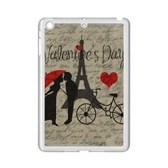Love Letter   Paris Ipad Mini 2 Enamel Coated Cases by Valentinaart