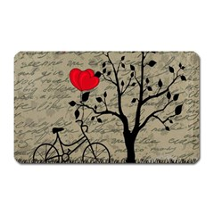 Love Letter Magnet (rectangular) by Valentinaart