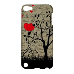 Love Letter Apple Ipod Touch 5 Hardshell Case by Valentinaart