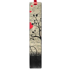 Love Letter Large Book Marks by Valentinaart