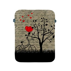 Love Letter Apple Ipad 2/3/4 Protective Soft Cases by Valentinaart