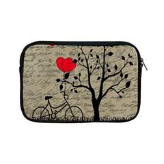 Love Letter Apple Ipad Mini Zipper Cases by Valentinaart