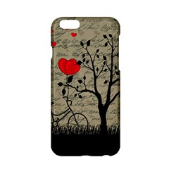 Love Letter Apple Iphone 6/6s Hardshell Case by Valentinaart