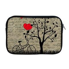 Love Letter Apple Macbook Pro 17  Zipper Case by Valentinaart