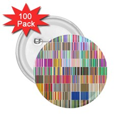 Overlays Graphicxtras Patterns 2 25  Buttons (100 Pack)  by Simbadda