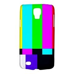 Color Bars & Tones Galaxy S4 Active by Simbadda